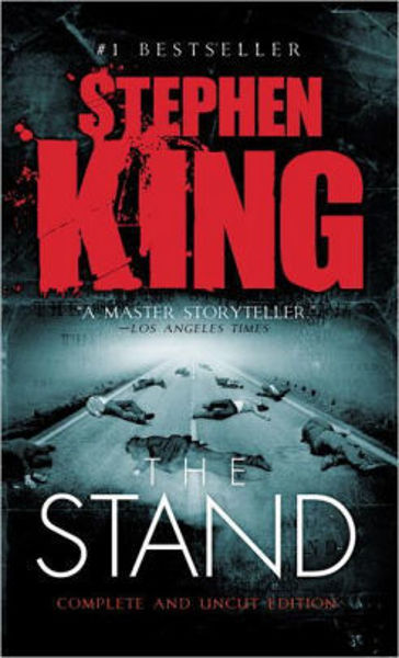 Picture of THE STAND by Stephen King [PAPER BACK]