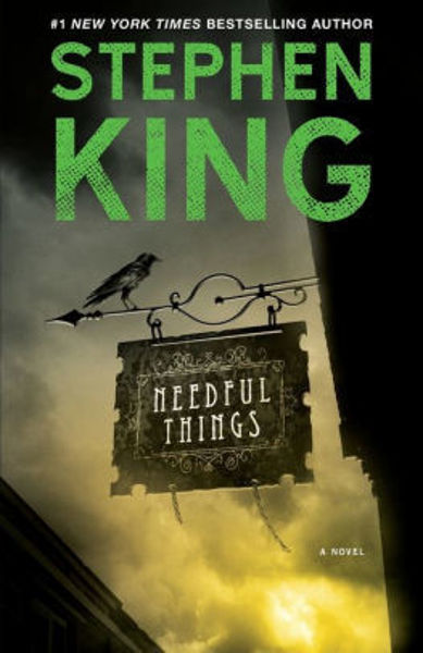 Picture of NEEDFUL THINGS by Stephen King [PAPER BACK]