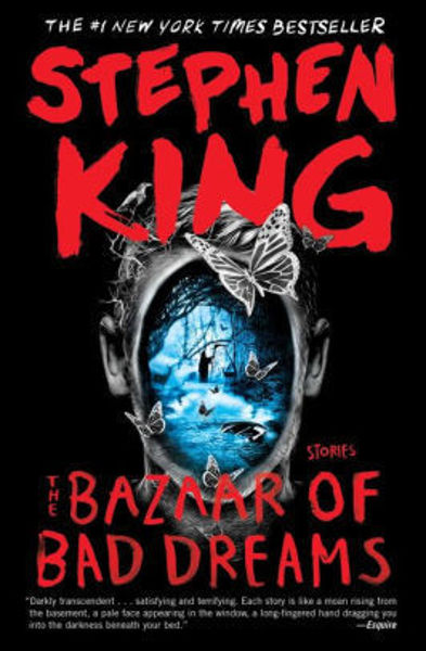 Picture of THE BAZAAR OF BAD DREAMS: STORIES by Stephen King [PAPER BACK]