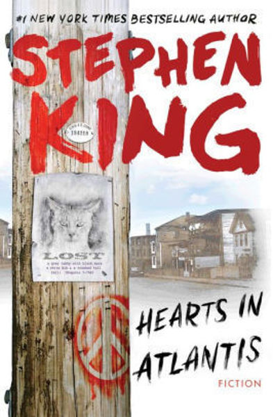 Picture of HEARTS IN ATLANTIS by Stephen King [PAPER BACK]