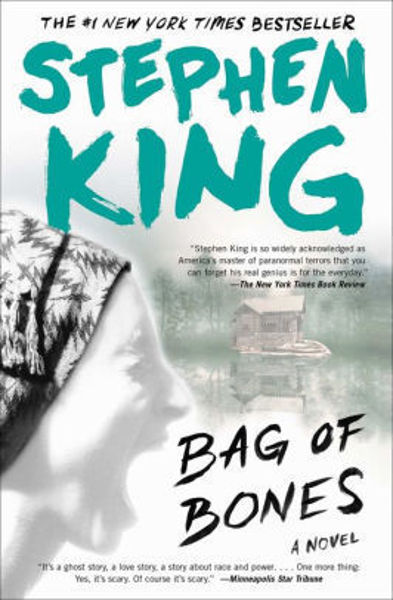 Picture of BAG OF BONES by Stephen King [PAPER BACK]