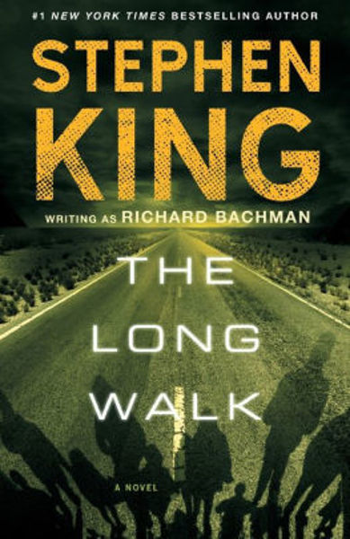 Picture of THE LONG WALK by Stephen King [PAPER BACK]