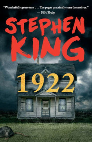 Picture of 1922 by Stephen King [PAPER BACK]