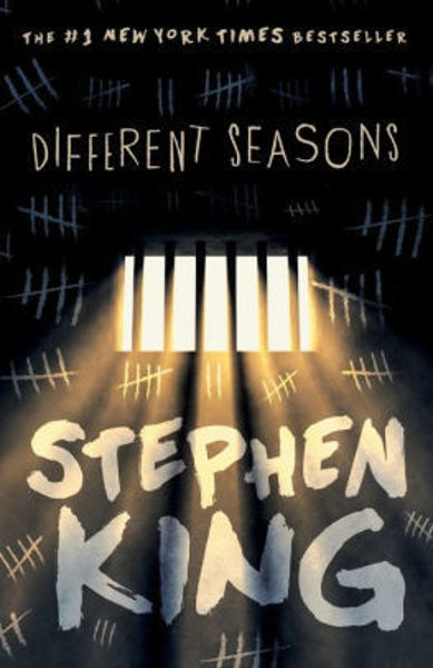 Picture of DIFFERENT SEASONS by Stephen King [PAPER BACK]
