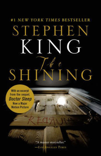 Picture of THE SHINING by Stephen King [PAPER BACK]