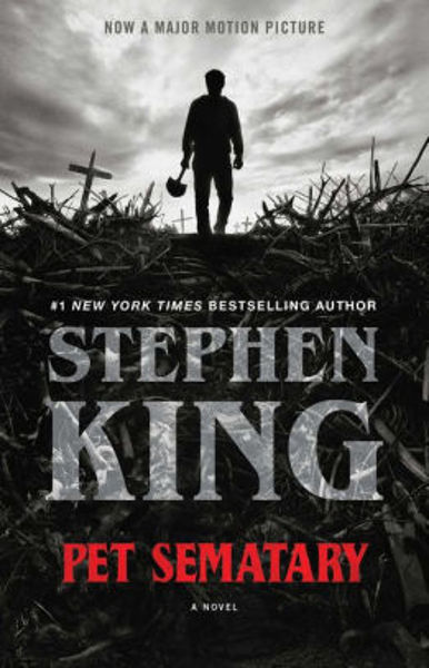 Picture of PET SEMATARY by Stephen King [PAPER BACK]