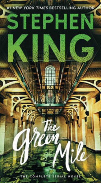 Picture of THE GREEN MILE by Stephen King [PAPER BACK]