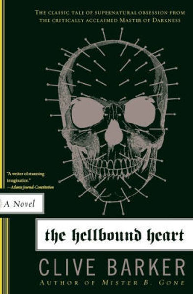 Picture of THE HELLBOUND HEART by Clive Barker [PAPER BACK]