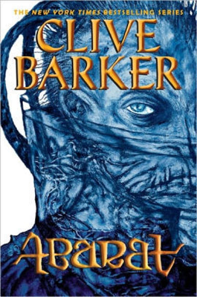 Picture of ABARAT by Clive Barker [PAPER BACK]