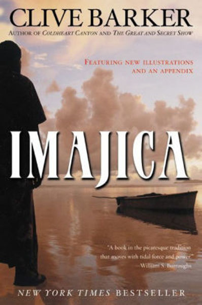 Picture of IMAJICA by Clive Barker [PAPER BACK]
