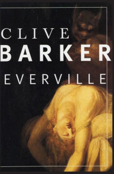 Picture of EVERVILLE by Clive Barker [PAPER BACK]