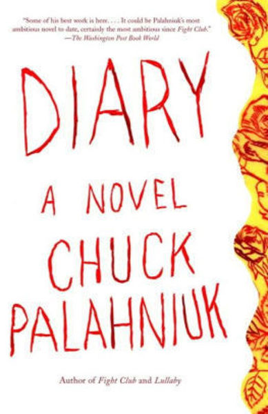 Picture of DIARY by Chuck Palahniuk [PAPER BACK]