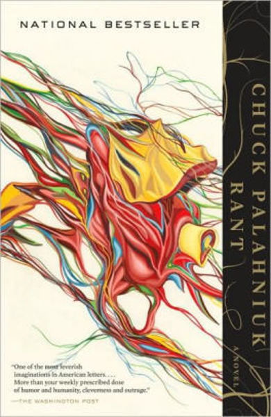 Picture of RANT: AN ORAL BIOGRAPHY OF BUSTER CASEY by Chuck Palahniuk [PAPER BACK]