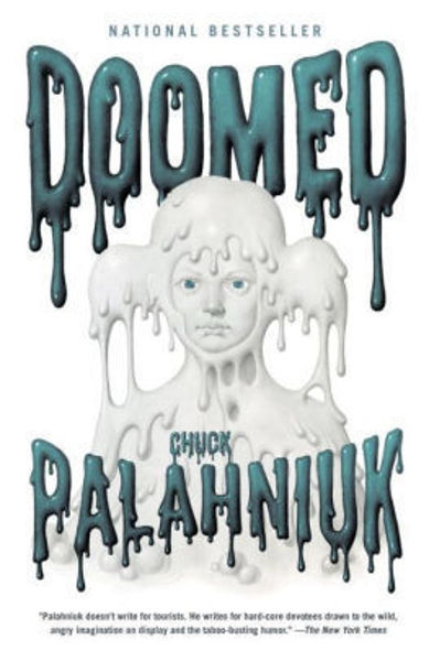 Picture of DOOMED by Chuck Palahniuk [PAPER BACK]