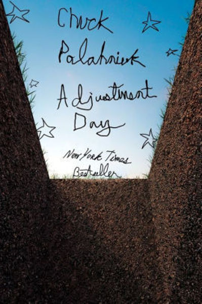 Picture of ADJUSTMENT DAY by Chuck Palahniuk [PAPER BACK]