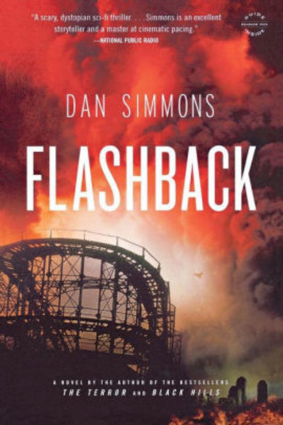 Picture of FLASHBACK by Dan Simmons [PAPER BACK]