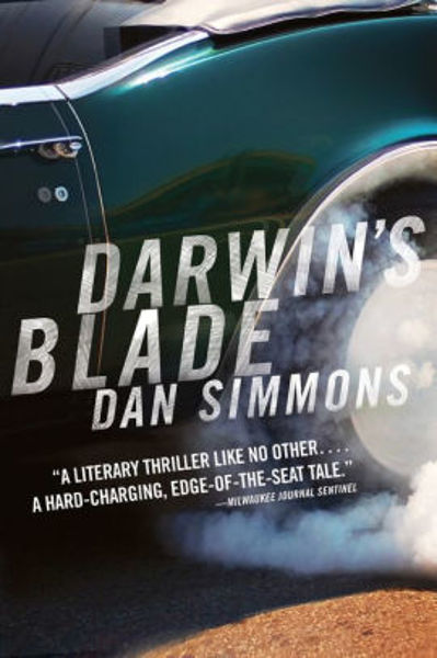 Picture of DARWIN'S BLADE by Dan Simmons [PAPER BACK]