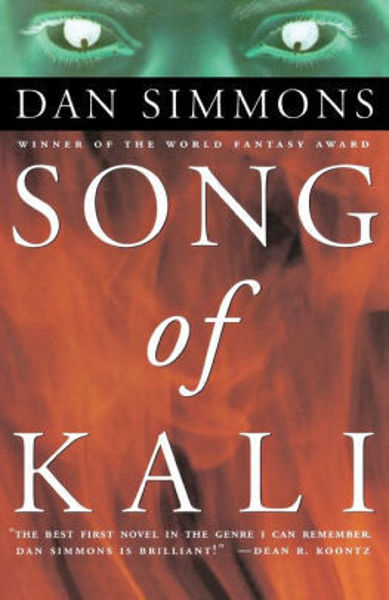 Picture of SONG OF KALI by Dan Simmons [PAPER BACK]