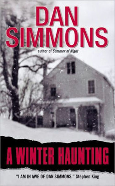 Picture of A WINTER HAUNTING by Dan Simmons [PAPER BACK]