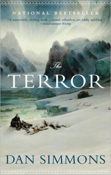 Picture of THE TERROR by Dan Simmons [PAPER BACK]