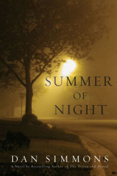 Picture of SUMMER OF NIGHT by Dan Simmons [PAPER BACK]