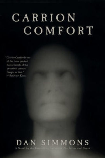Picture of CARRION COMFORT by Dan Simmons [PAPER BACK]