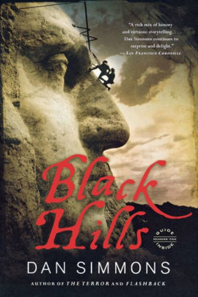 Picture of BLACK HILLS by Dan Simmons [PAPER BACK]