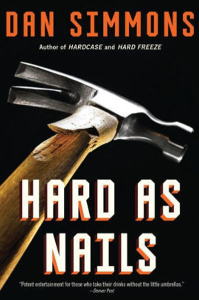 Picture of Joe Kurtz #3 - HARD AS NAILS by Dan Simmons [PAPER BACK]