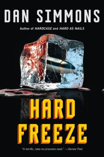 Picture of Joe Kurtz#2 - HARD FREEZE by Dan Simmons [PAPER BACK]