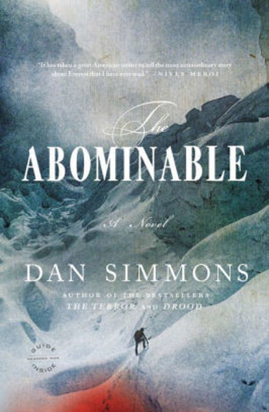 Picture of THE ABOMINABLE by Dan Simmons [PAPER BACK]