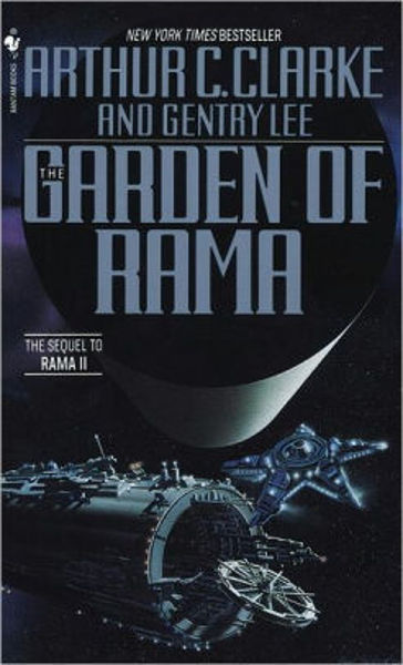 Picture of Rama #3 - GARDEN OF RAMA by  Arthur C. Clarke [PAPER BACK]