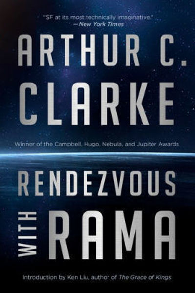 Picture of Rama #1 - RENDEZVOUS WITH RAMA by  Arthur C. Clarke [PAPER BACK]