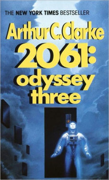 Picture of 2061: ODYSSEY THREE by Arthur C. Clarke [PAPER BACK]