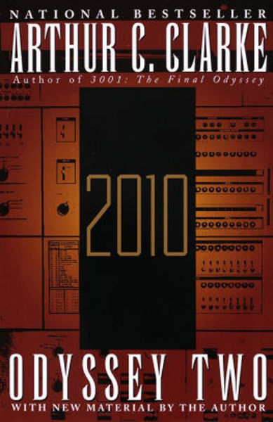 Picture of 2010: ODYSSEY TWO by Arthur C. Clarke [PAPER BACK]