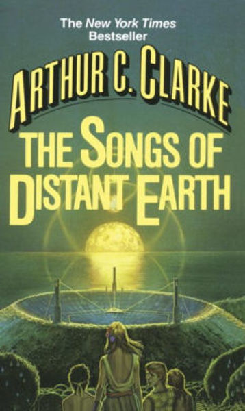 Picture of SONGS OF DISTANT EARTH by Arthur C. Clarke [PAPER BACK]