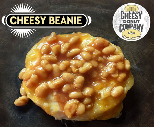 Picture of Cheesy Beanie Donut