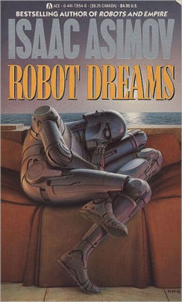 Picture of ROBOT DREAMS by Isaac Asimov [PAPER BACK]