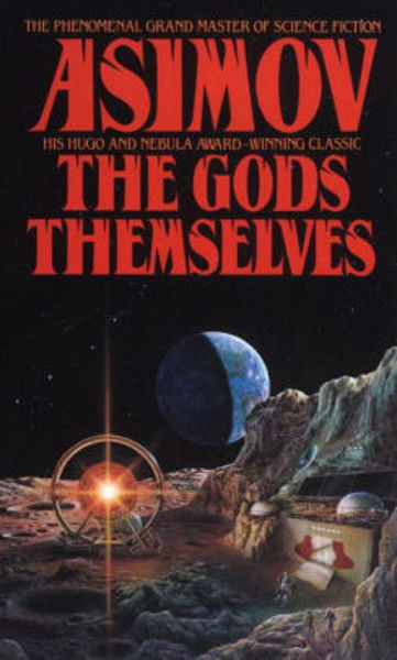 Picture of THE GODS THEMSELVES by Isaac Asimov [PAPER BACK]