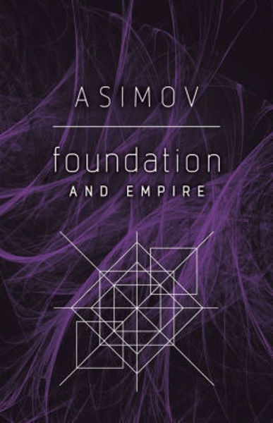 Picture of Foundation #2 - FOUNDATION AND EMPIRE by Isaac Asimov [PAPER BACK]