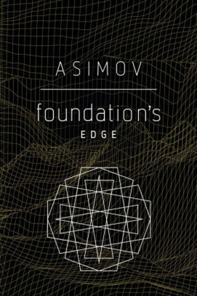 Picture of Foundation Series #4 - FOUNDATION'S EDGE by Isaac Asimov [PAPER BACK]