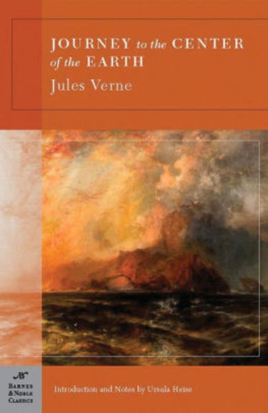 Picture of JOURNEY TO THE CENTER OF THE EARTH  by Jules Verne [PAPER BACK]