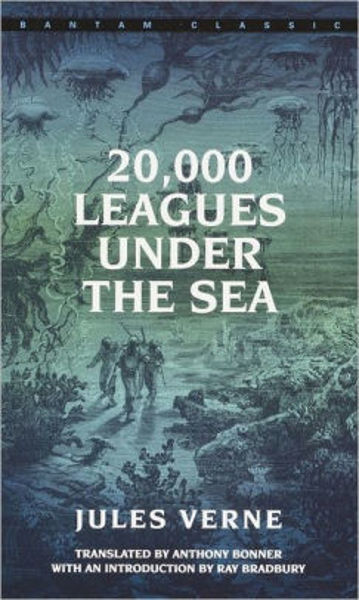 Picture of 20,000 LEAGUES UNDER THE SEA by Jules Verne [PAPER BACK]