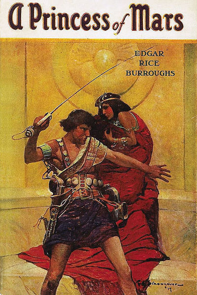 Picture of John Carter#01 - A PRINCESS OF MARS by Edgar Rice Burroughs [PAPER BACK]