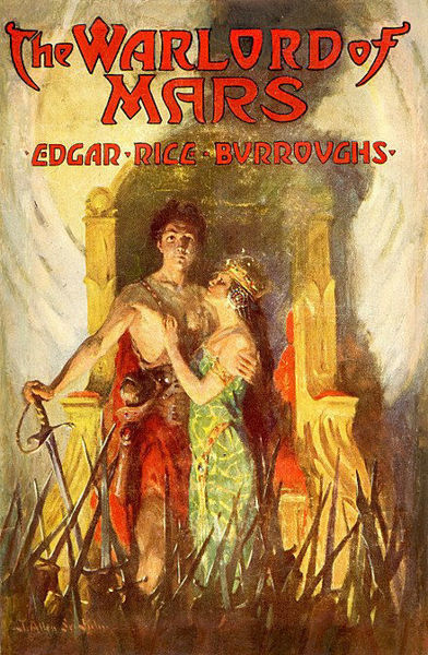 Picture of John Carter#03 - THE WARLORD OF MARS by Edgar Rice Burroughs [PAPER BACK]