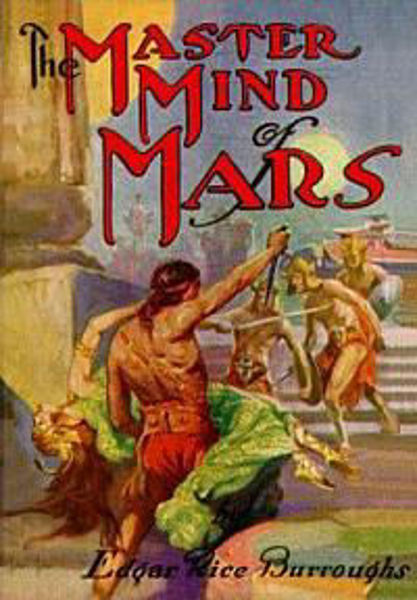 Picture of John Carter#06 - THE MASTER MIND OF MARS by Edgar Rice Burroughs [PAPER BACK]