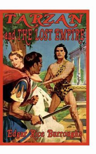 Picture of Tarzan#12 - TARZAN AND THE LOST EMPIRE  by Edgar Rice Burroughs [PAPER BACK]