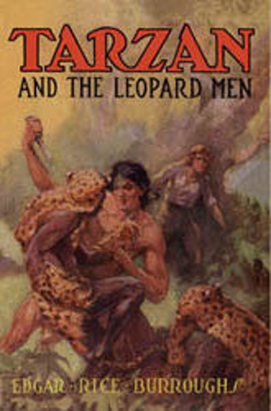 Picture of Tarzan#18 - TARZAN AND THE LEOPARD MEN  by Edgar Rice Burroughs [PAPER BACK]